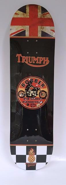 Triumph Bikers Limited Edition Deck