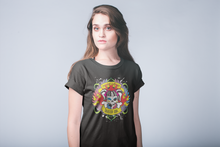Skater Girl Logo fashion T-Shirt