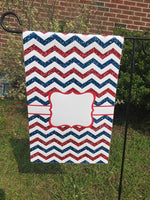 Garden Flag---4th of July