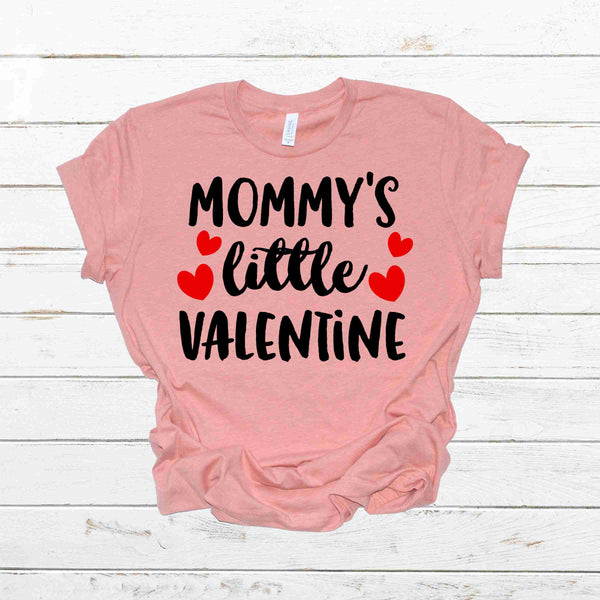 Mommy's Little Valentine - Transfer