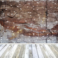 Distressed Split Backdrop #4
