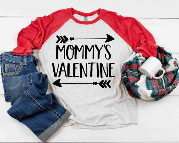 Mommy's Valentine Arrow - Transfer