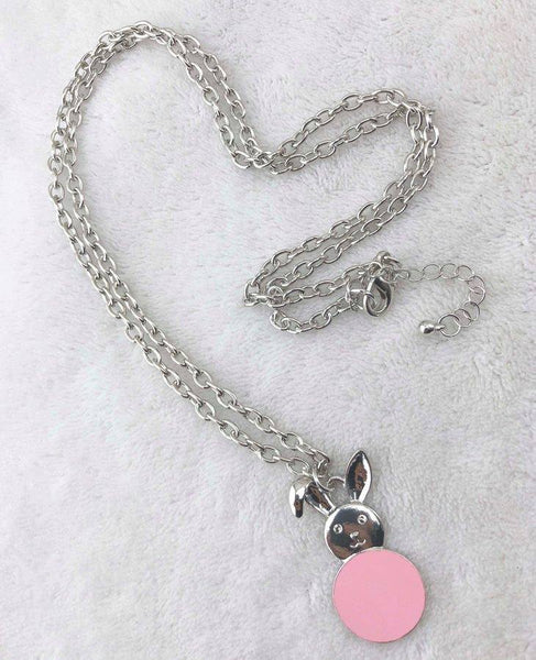 Bunny --- Monogrammable Necklace
