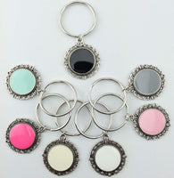 Filigree Key Chains