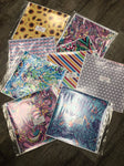 Patterned HTV Pack - 10 Sheets
