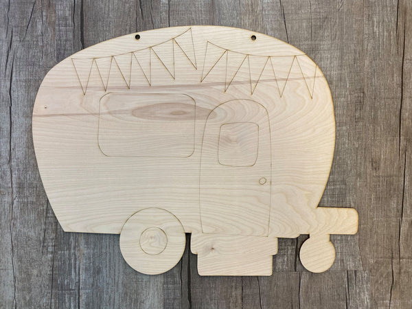 Camper Wood Design