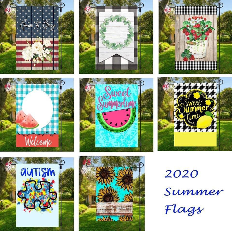 Summer Flags