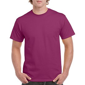 Gildan Adult T-Shirt - Berry