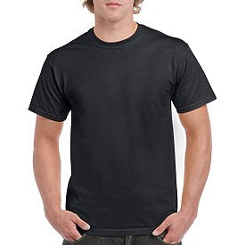 Gildan Adult T-Shirt - Black