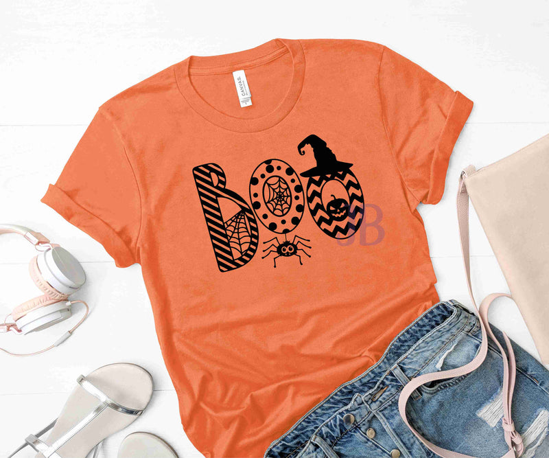 BOO- Graphic T-Shirt