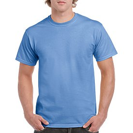 Gildan Adult T-Shirt - Carolina Blue
