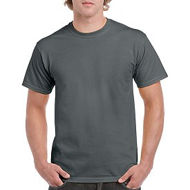 Gildan Adult T-Shirt - Charcoal