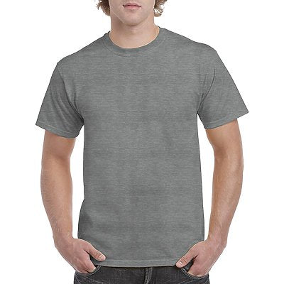 Gildan Adult T-Shirt - Graphite Heather