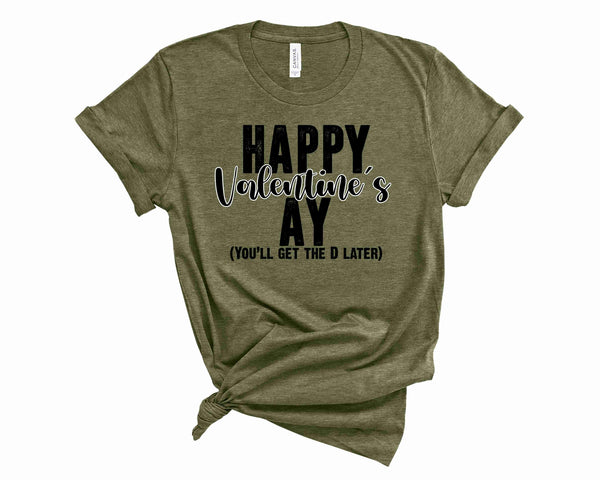 Happy Valentine Ay- Transfer