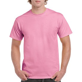 Gildan Adult T-Shirt - Heather Orchid