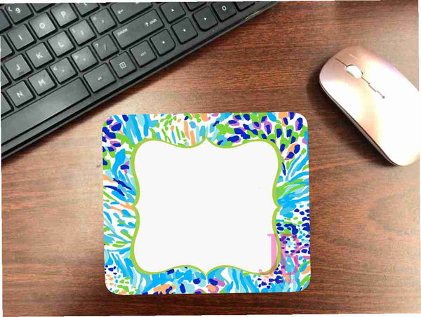 Lilly #1 Mouse Pad