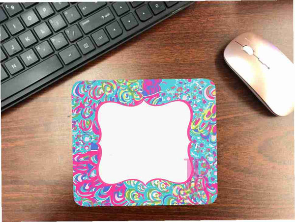 Lilly #2 Mouse Pad