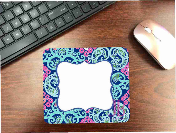 Lilly #3 Mouse Pad