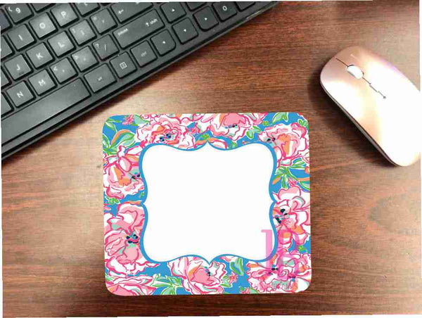 Lilly #4 Mouse Pad
