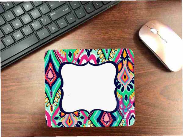 Lilly #5 Mouse Pad