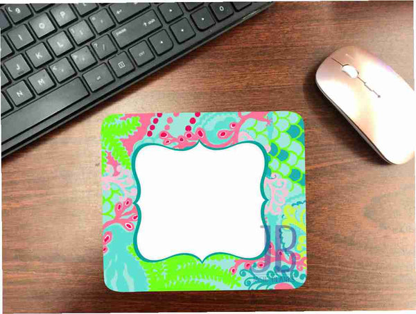 Lilly #6 Mouse Pad
