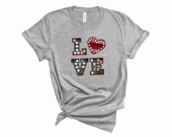 Marquee Love- Graphic Tee