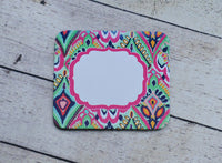 Lilly Diamond Mouse Pad