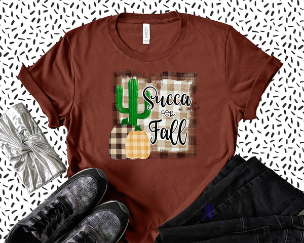 Succa for Fall - Transfer