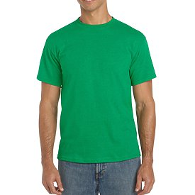 Gildan Adult T-Shirt - Antique Irish Green