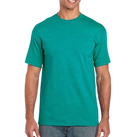 Gildan Adult T-Shirt - Antique Jade Dome