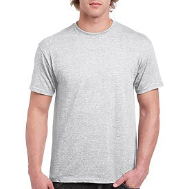 Gildan Adult T-Shirt - Ash