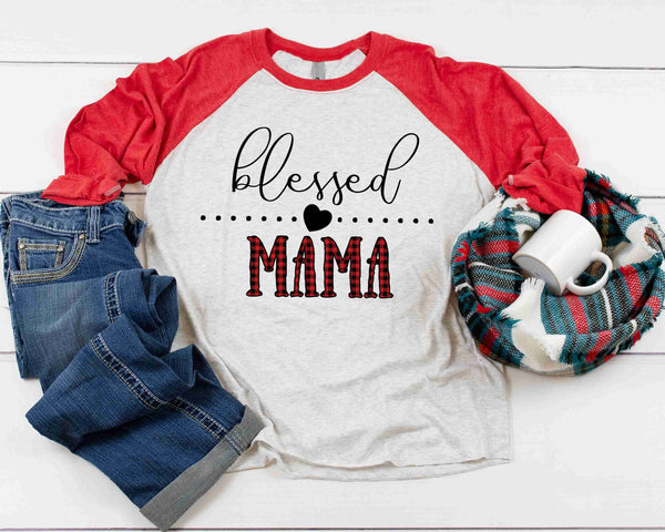 Blessed Mama - Transfer