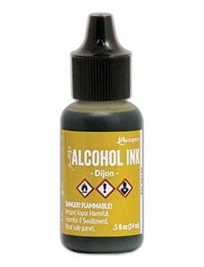 Tim Holtz Alcohol  Ink -Dijon