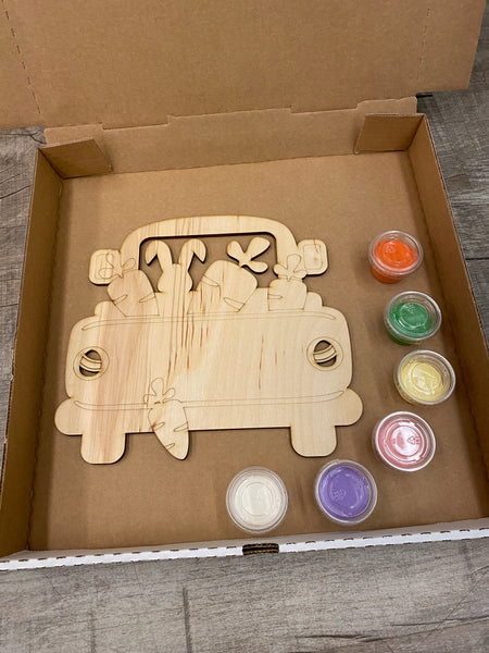 Easter Truck - DIY Kit