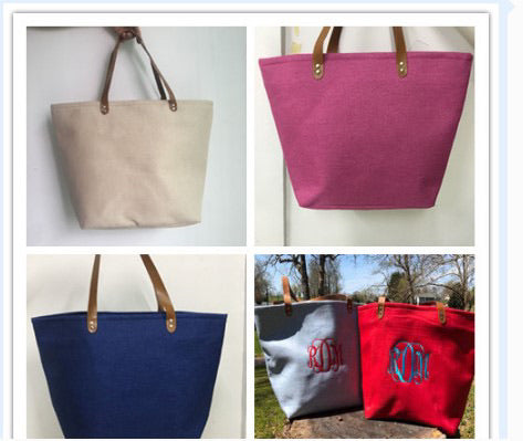 The Charlie Beach Tote