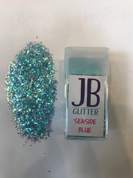 Chunky Glitter - Seaside Blue