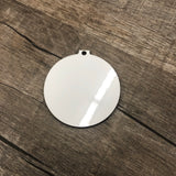 Sublimation Bulb Ornament