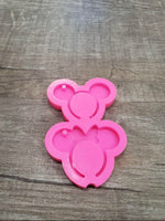 Mouse ear headband Silicone Mold
