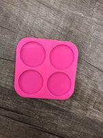 1.5 inch earrings - Silicone Mold