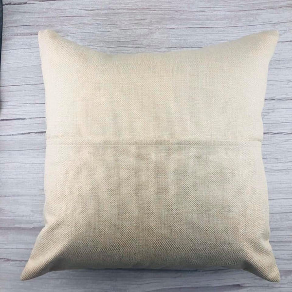 Polyester book pocket pillow cover-Pre-order