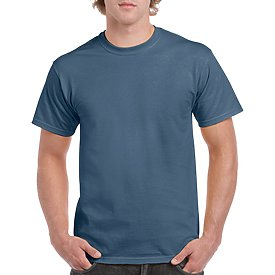 Gildan Adult T-Shirt - Indigo Blue