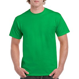 Gildan Adult T-Shirt - Irish Green