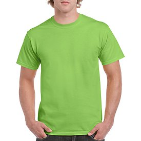 Gildan Adult T-Shirt - Lime