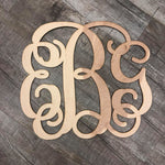 Monogram - Wood Design