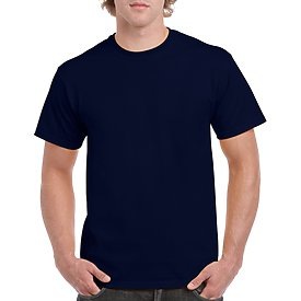Gildan Adult T-Shirt - Navy