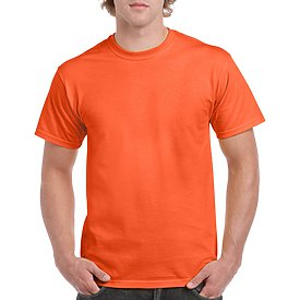 Gildan Adult T-Shirt - Orange
