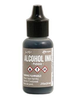 Tim Holtz Alcohol  Ink -Pebble