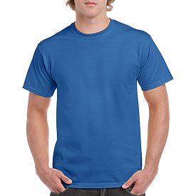 Gildan Adult T-Shirt - Royal Blue