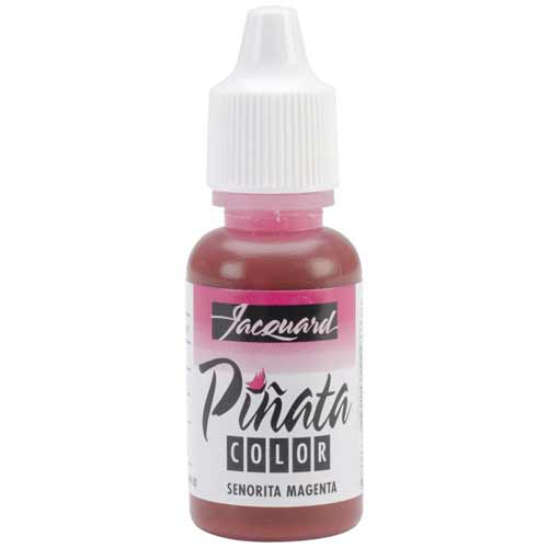 Jacquard Pinata Color Alcohol Ink- Senorita Magenta