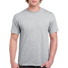Gildan Adult T-Shirt - Sport Grey